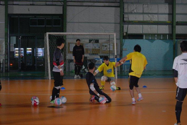 内山慶太郎ゴレイロスクール 5周年イベント 「5th」1DAYゴレイロキャンプ